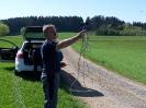 Windmessung mit 10-m Windmast